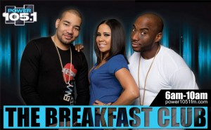 The Breakfast CLub 105.1